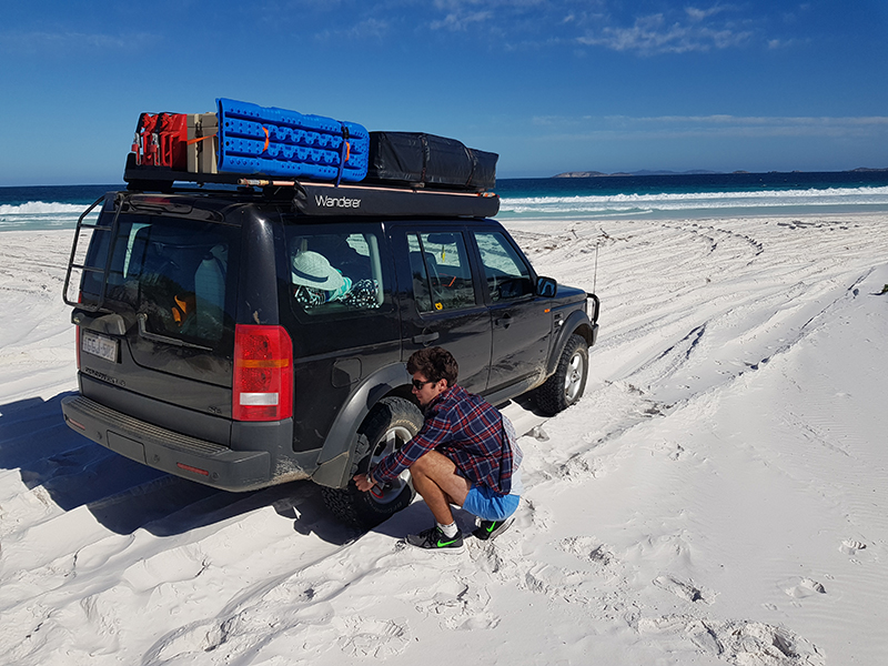 Land Rover Discovery 3 Review - Australia Road Trip Experience