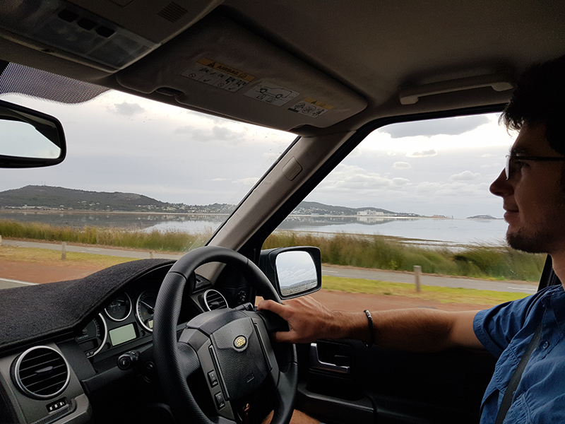 Land Rover Discovery 3 Review Australia Road Trip Experience